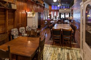 Ellijay's Coffee House rental space for event