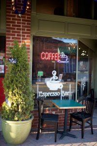 Ellijay's Coffee House front